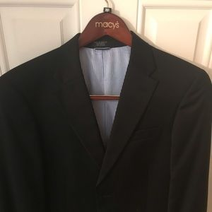 Mens Tommy Hilfiger Wool Suit - Worn Once
